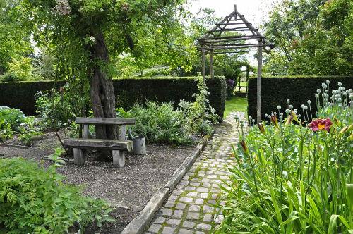 jardin marguerite